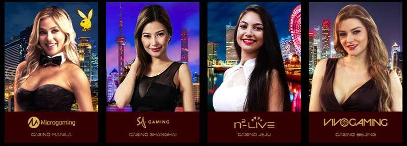 Live house casino เว็บพนันที่มีเกมให้เลือกมากที่สุด